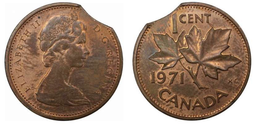 Coins And Canada 1 Cent 1971 Canadian Coins Price