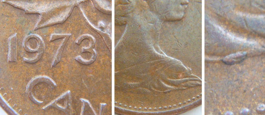 1973 Quarter Error