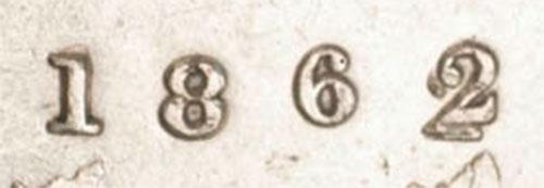 10 cents 1962 - Nouveau-Brunswick - Double 2