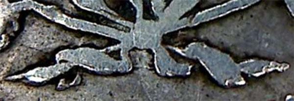 10 cents 1936 - Bar