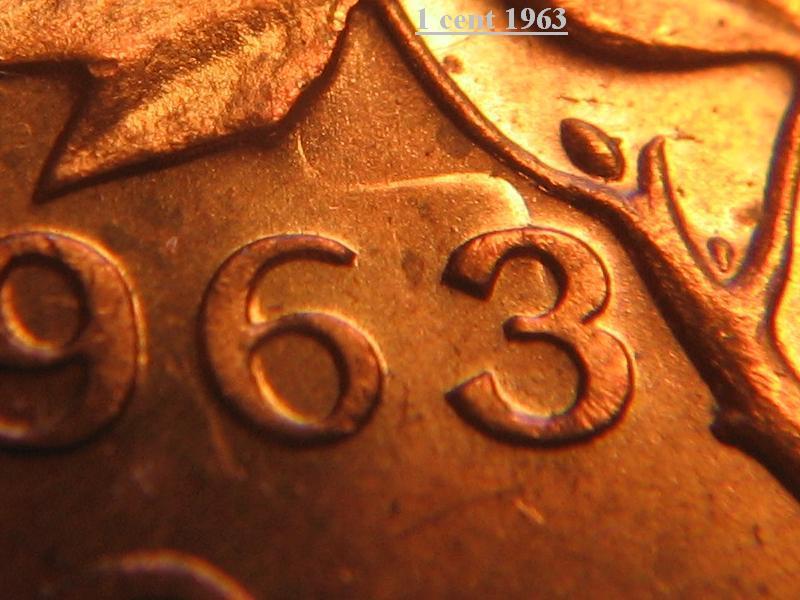 Numicanada 1 Cent 1963 Valeur Des Pi 232 Ces De Monnaie