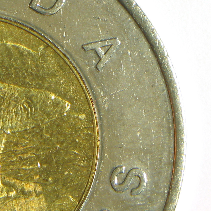 Coins and Canada - 2 dollars 1996 - Canadian coins price guide and