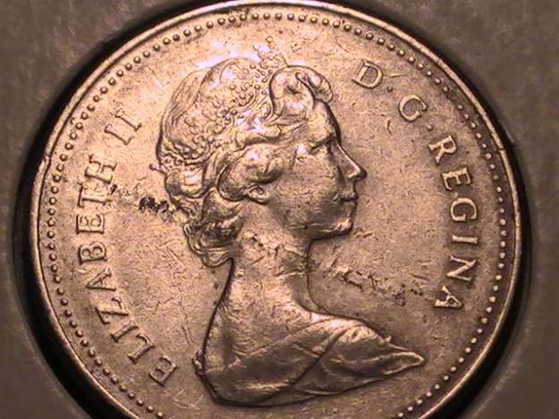 Coins And Canada 5 Cents 1979 Canadian Coins Price