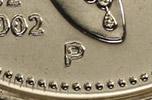 5 cents 2002 - P