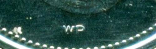 5 cents 2003 - WP
