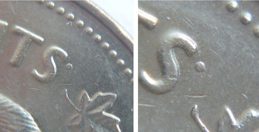 2001-3 P BU PL Canada 5 Cents Beaver Nickel  Stunning Proof-Like Mirror Finish