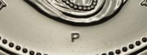 50 cents 2005 P