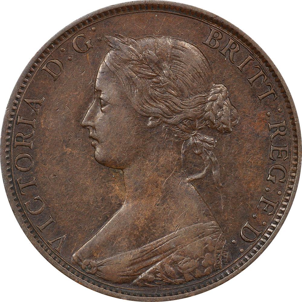 EF-40 - 1 cent 1862 and 1864 - New Brunswick - Victoria