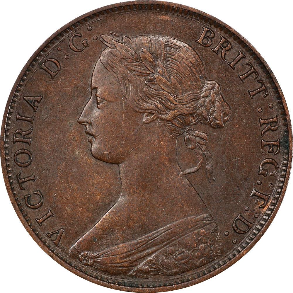 AU-50 - 1 cent 1861 and 1864 - Nova Scotia - Victoria