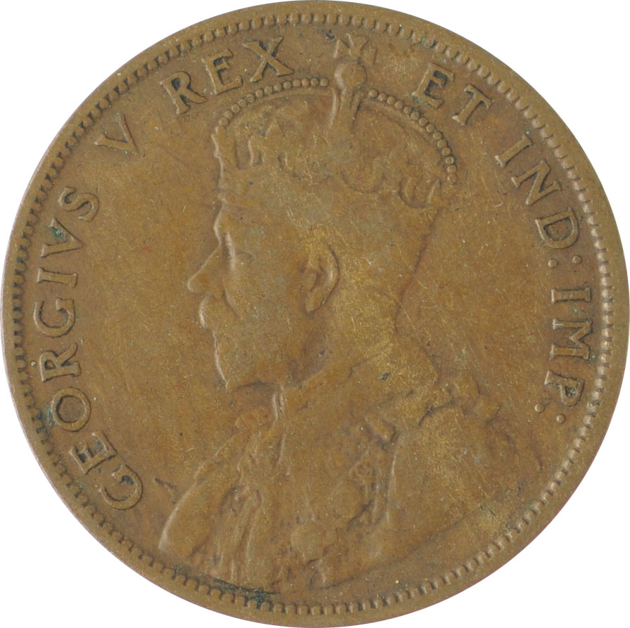 G-4 - 1 cent 1911 to 1920 - George V