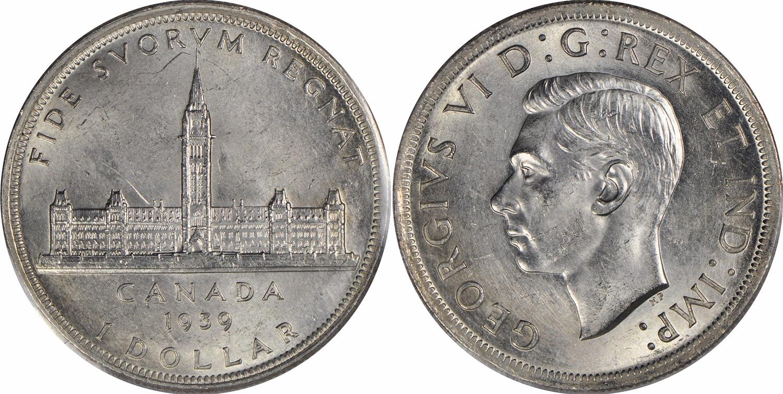 1 dollar 1939