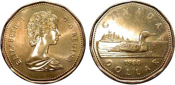 1 dollar 1989