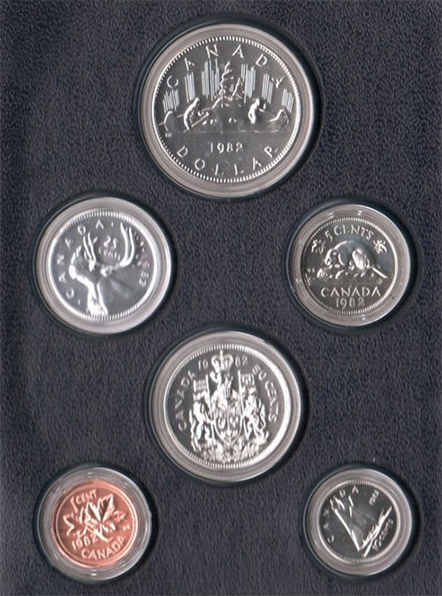 1982 SP - Specimen Set