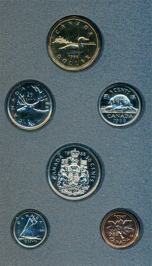 1988 SP - Specimen Set