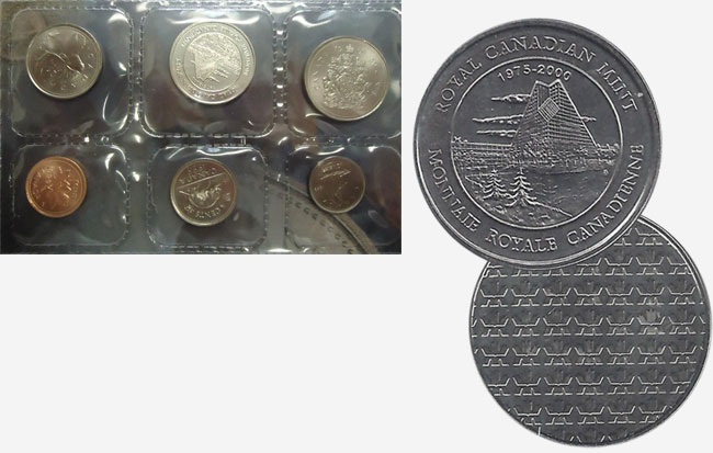 1999 PL Set - Test Token