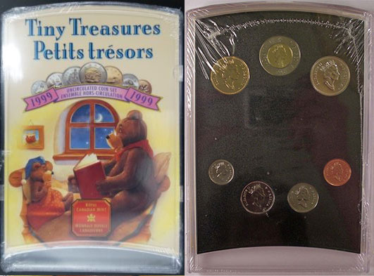 1999 PL Set - Tiny Treasures