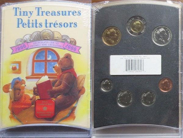 2000 PL Set - Tiny Treasures
