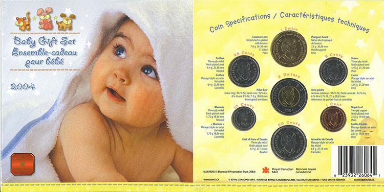 2004 PL Set - Ensemble-cadeau pour bébé