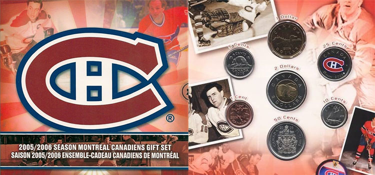 2006 PL Set - Canadiens de Montréal