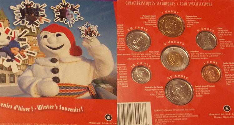 2006 PL Set - Snowman