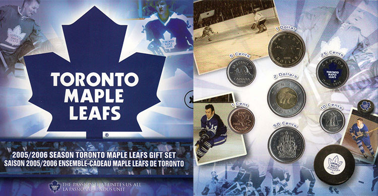 2006 PL Set - Maple Leafs de Toronto