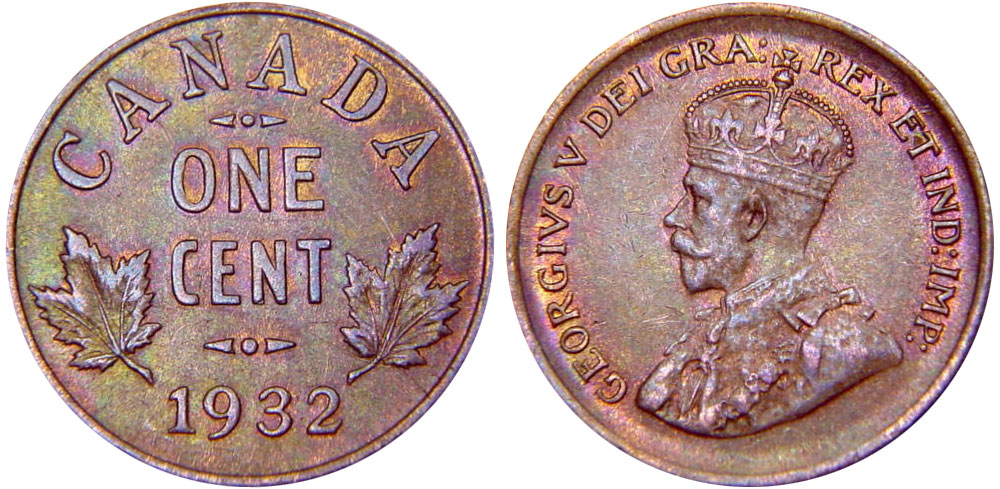 How Much Is A Canadian Penny Worth In America April 2019