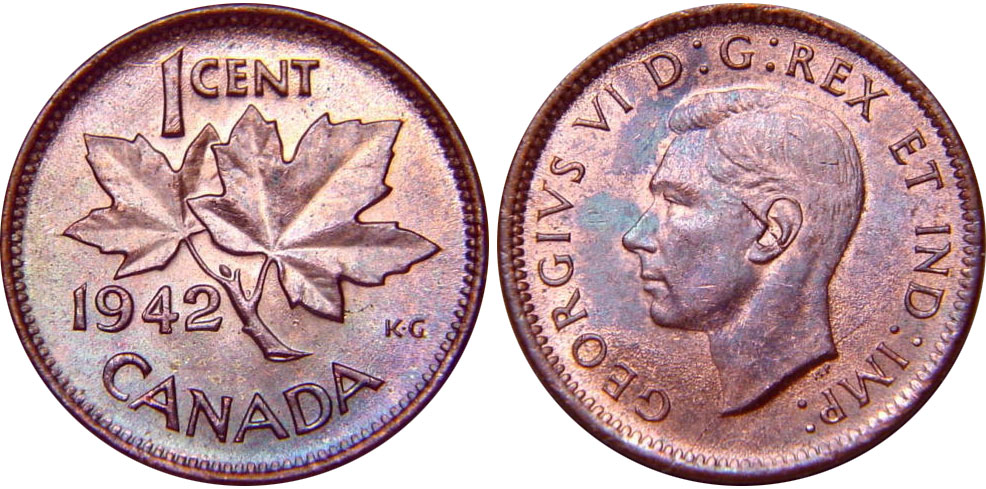 Coins and Canada - Canadian coins, banknotes, values, price