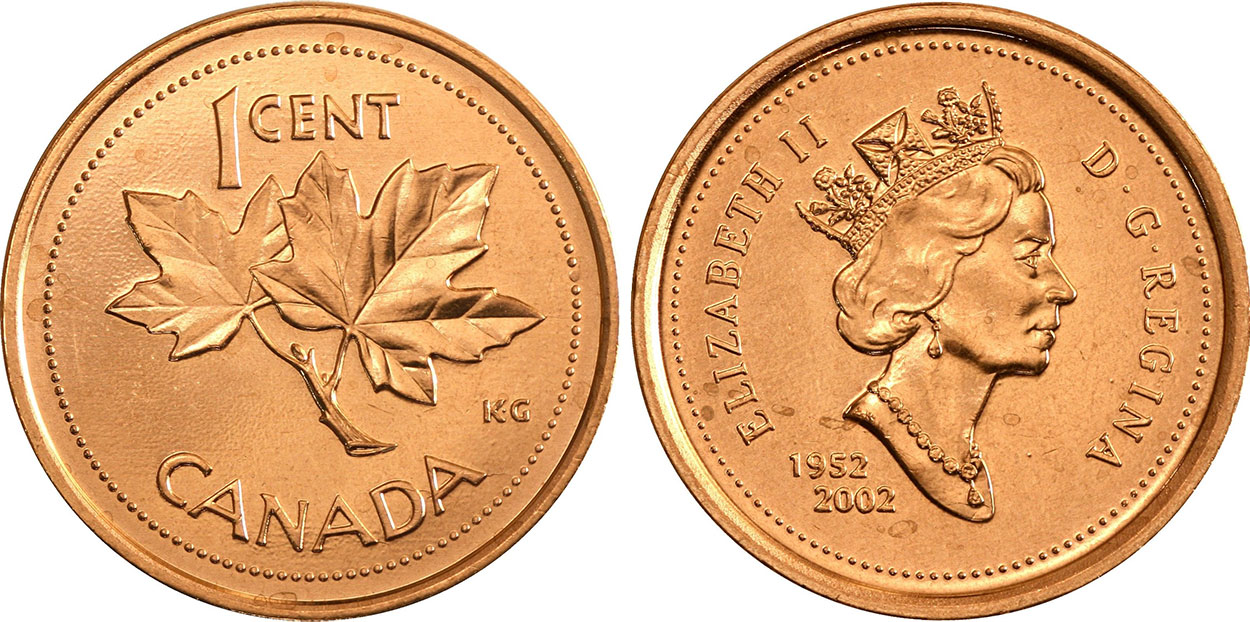 1992 Canada Proof-Like Double Date 10 Cents