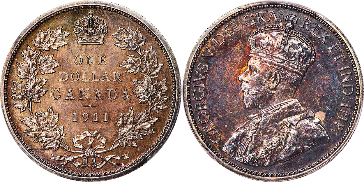 Coins And Canada Top 10 Most Valuable Canadian Coins Sold At Auction In 2019 Articles On Canadian Coins