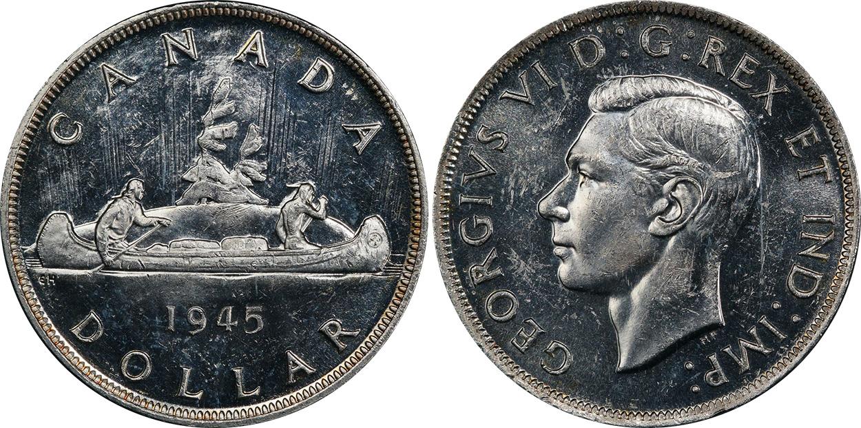 1 dollar 1945