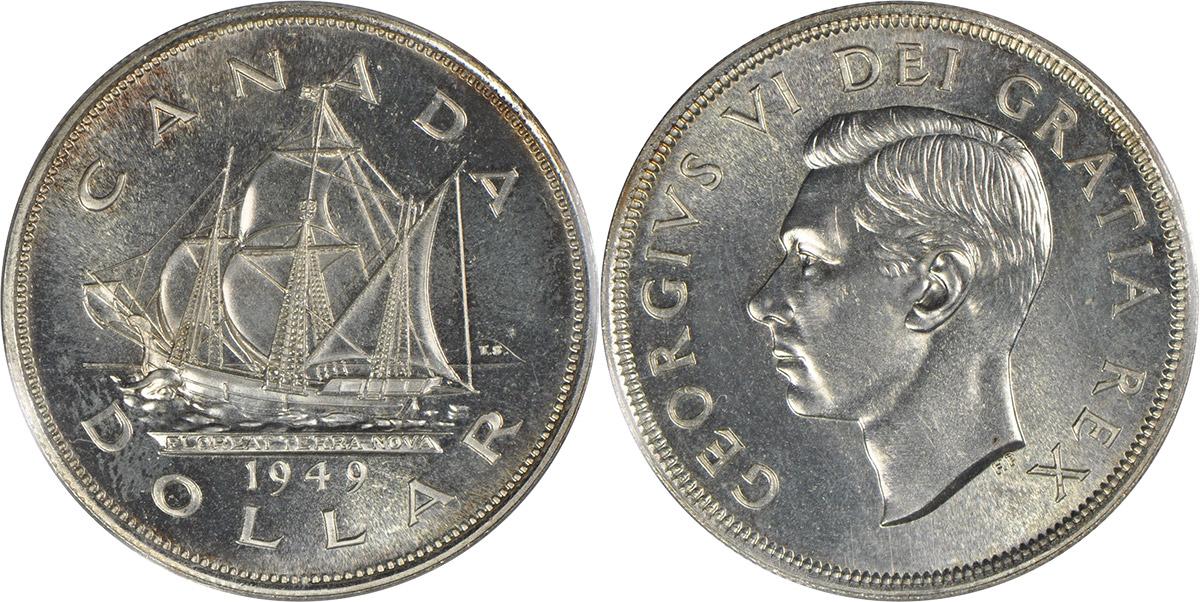 1 dollar 1949