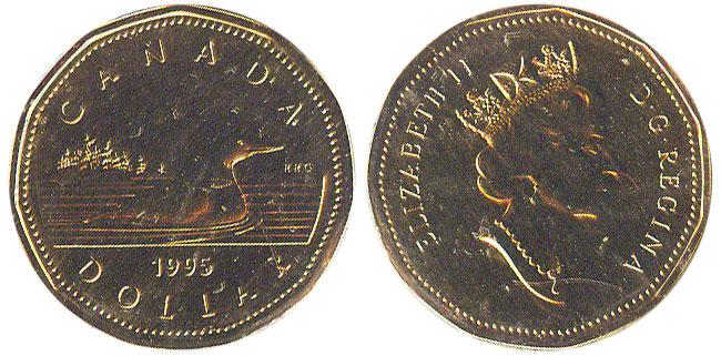 1 dollar 1995