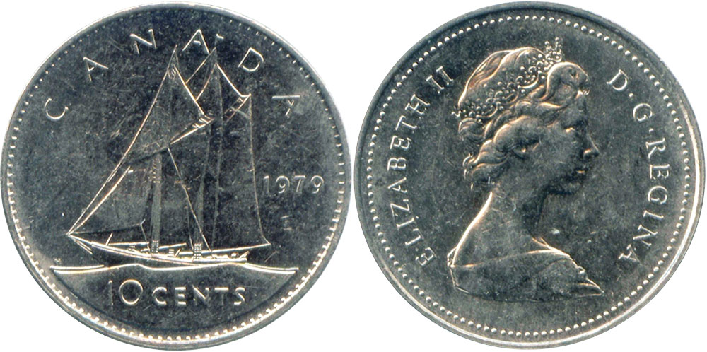 10cents 1980