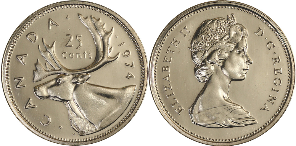 25cents 1974