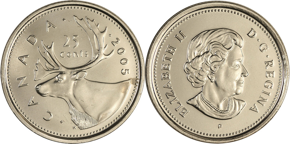Modern Canadian Coins Are Produced By The Royal Mint And Denominated In Dollars