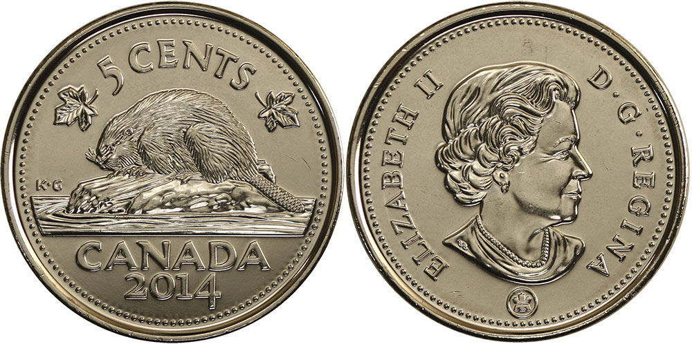 5 cents 2014