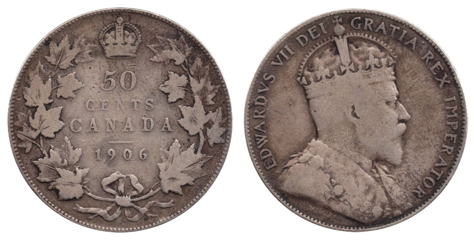 50 cents 1906