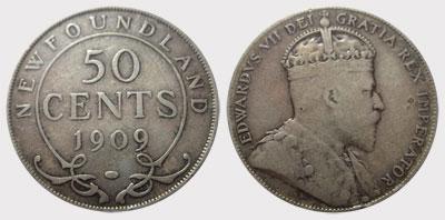 grading newfoundland coins
