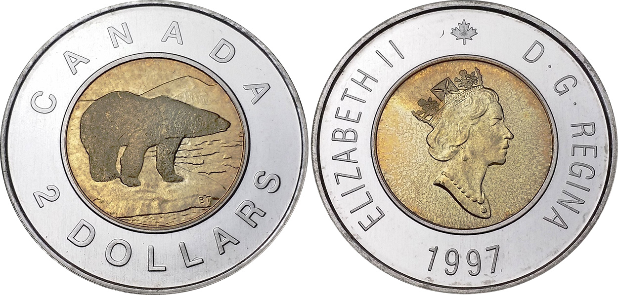 2 dollars 2007